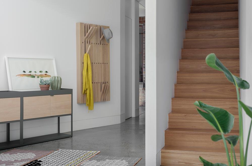 home interior entry design lot1 - Headland House