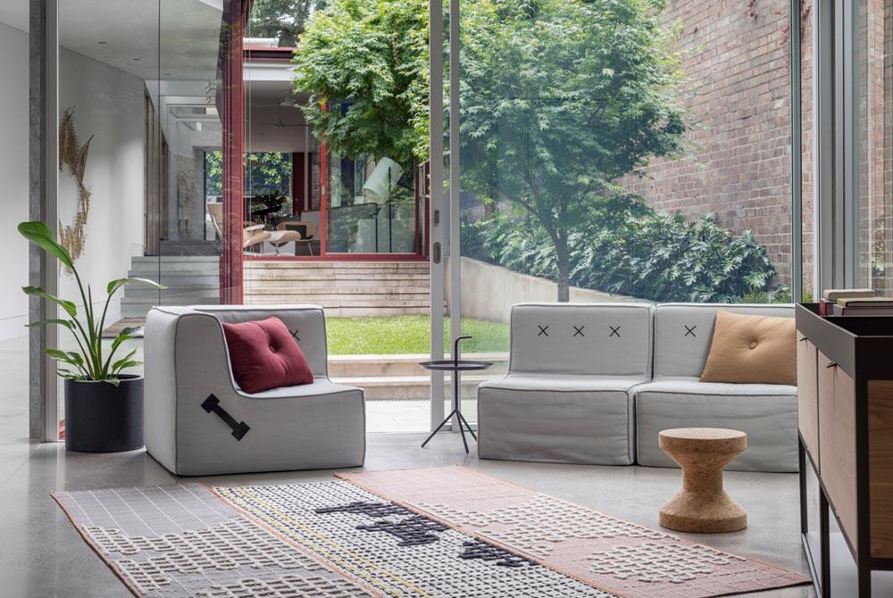 home interior lounge design lot1 - Headland House