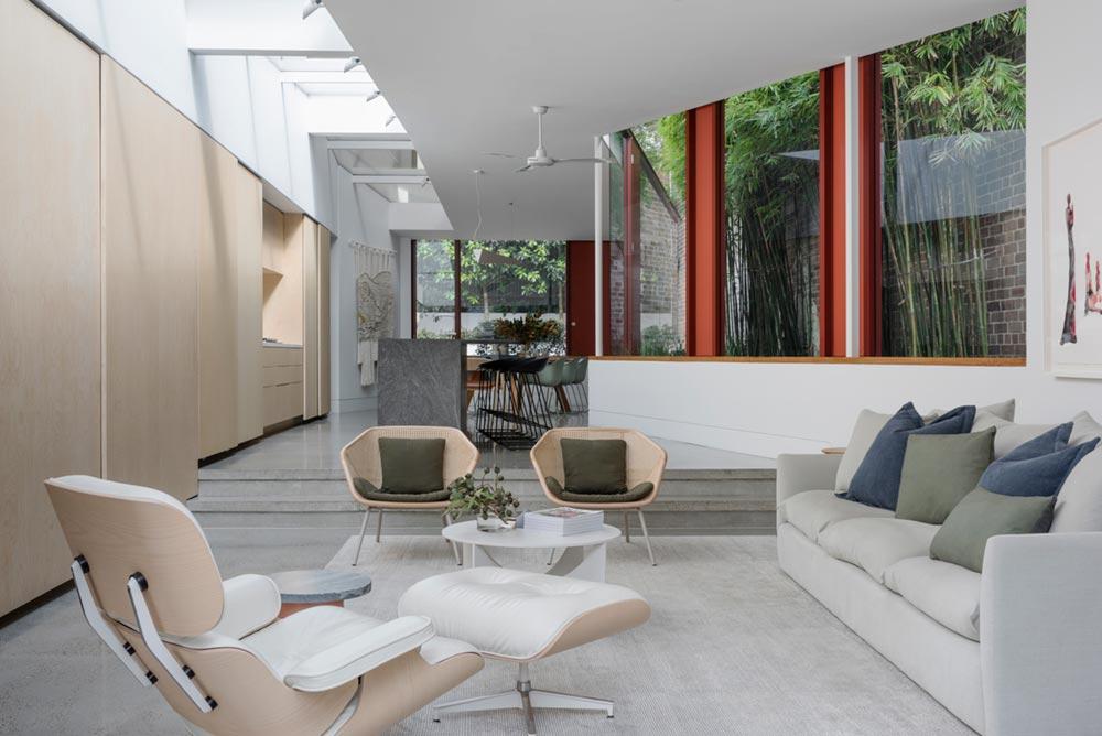 home interior space design lot1 - Headland House