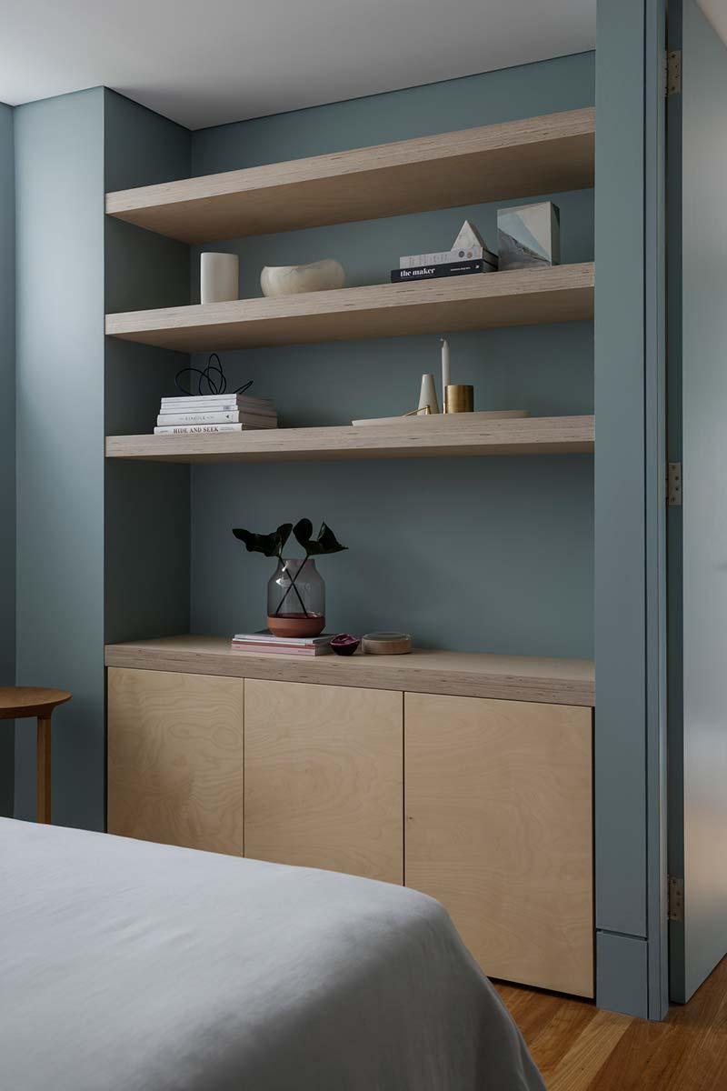 home interior storage design lot1 - Headland House