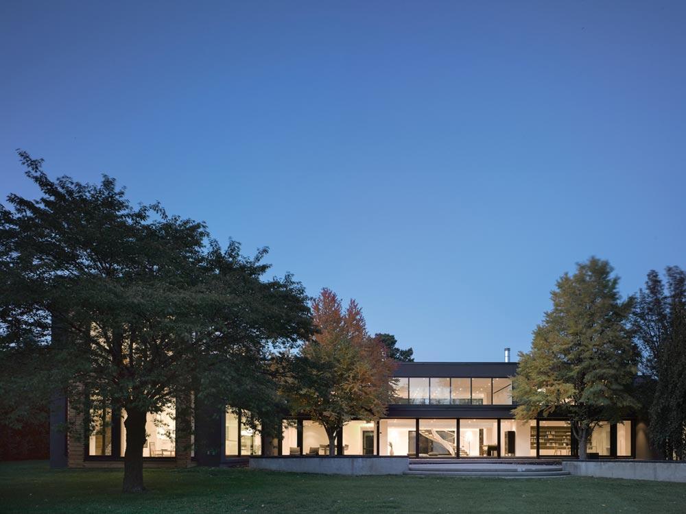 home interiors back design prs - Echo House