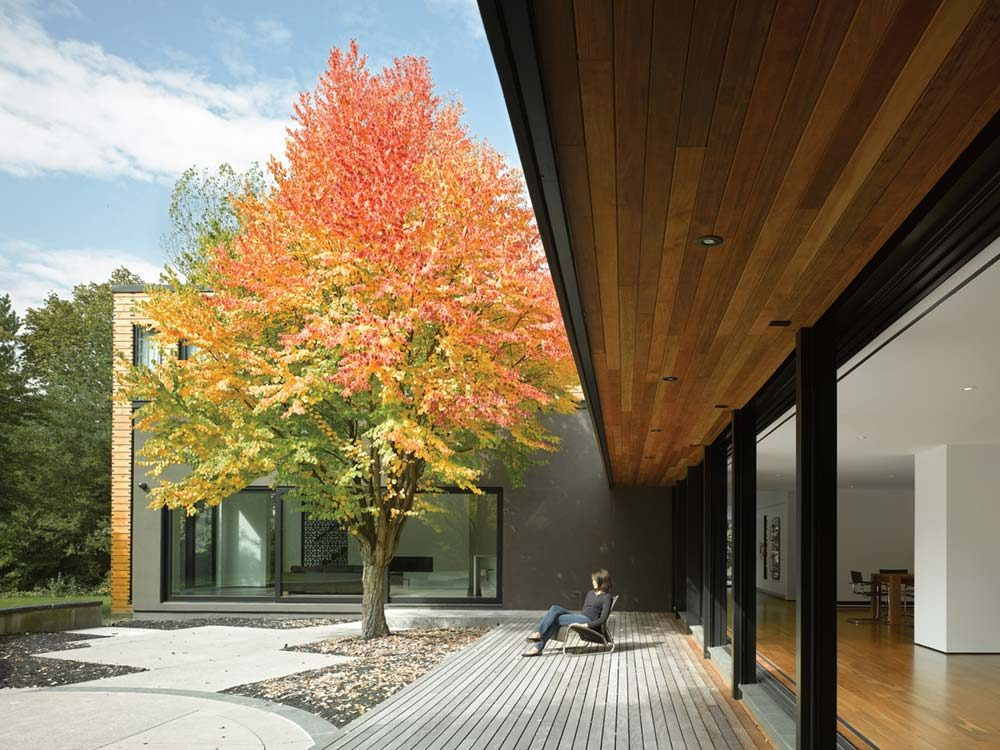 home interiors courtyard design prs 1000x750 - Echo House