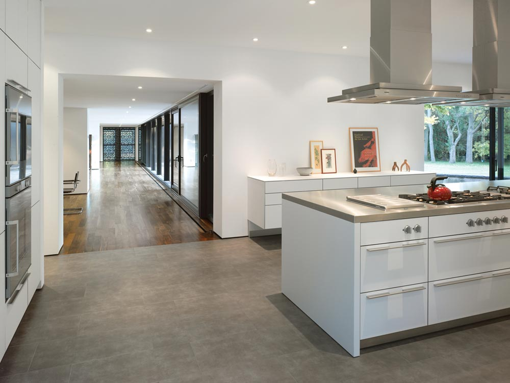 home interiors kitchen design prs - Echo House