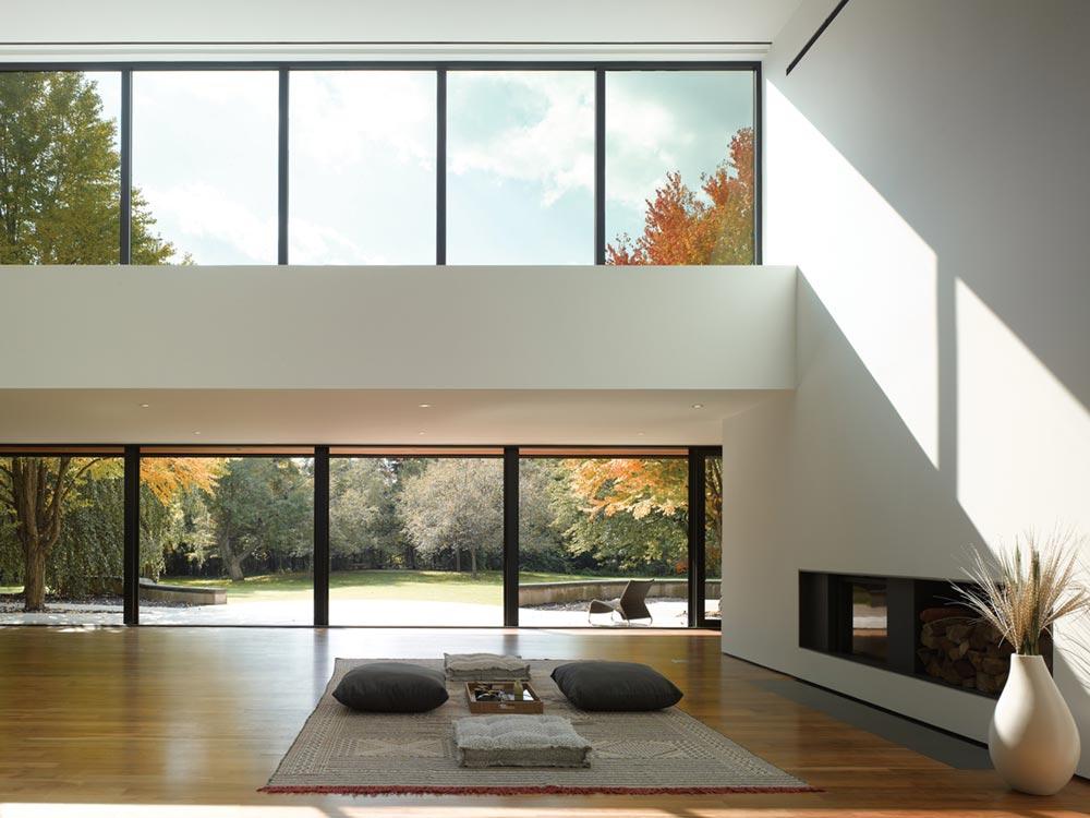 home interiors living design prs - Echo House