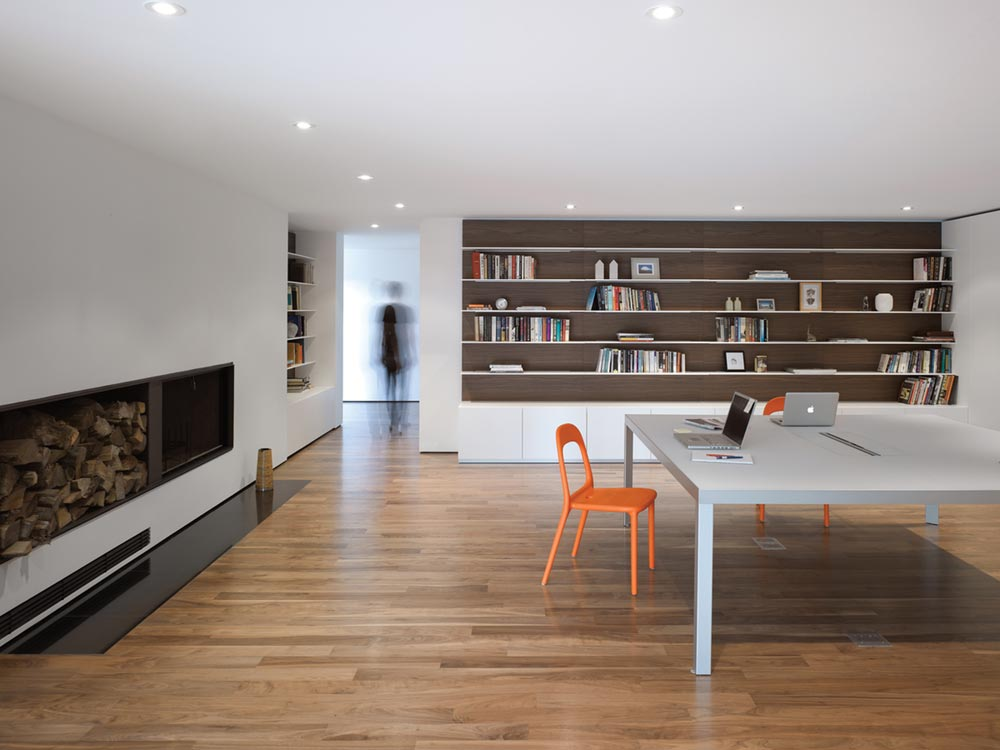 home interiors office design prs - Echo House