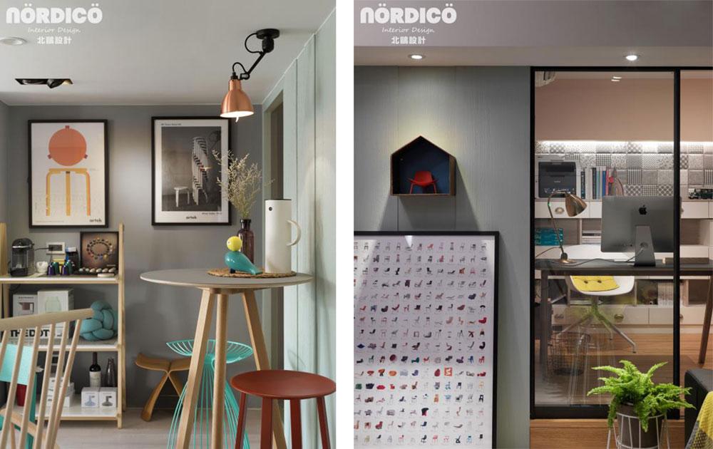 home office studio nordico3 - Nordico Studio