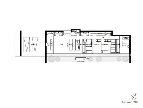 winch wiring home horizontal wiring home plan y residence: distinct horizontal flow - japanese architecture