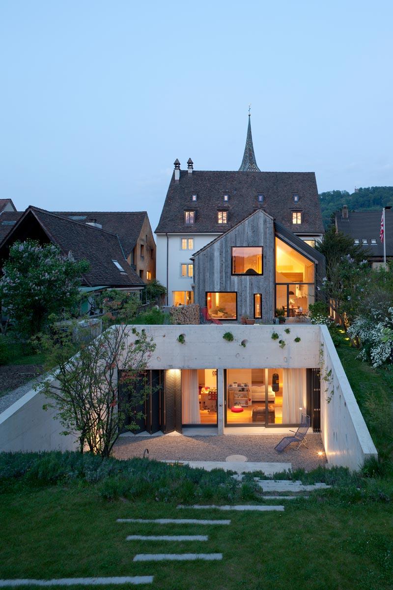 house extension krcplz - Kirchplatz Residence