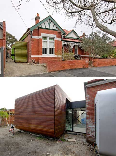 House Backyard Extension : Mash House extension living in the backyard  Home Extensions