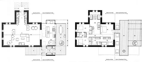 Superb House Extension Plan Faleide   Leonard Congello House