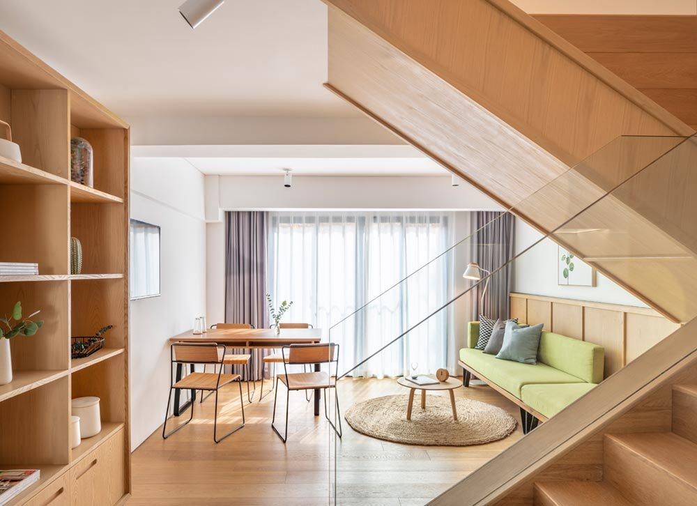 housing co op flat design aim2 1000x726 - Cohost West Bund