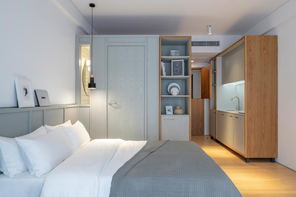 housing co op studio design aim - Cohost West Bund