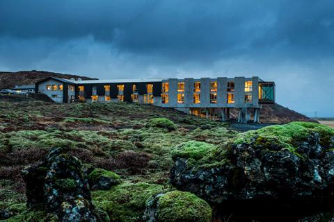 Ion Luxury Adventure Hotel In Iceland