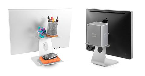 imac backpack 2 - Apple BackPack: On Display Storage