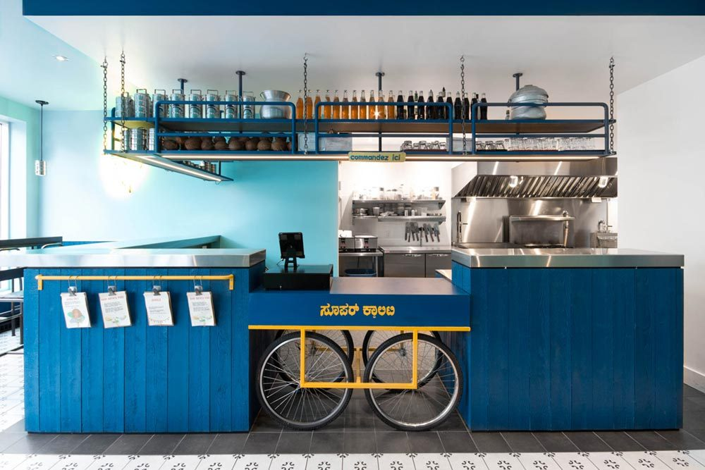 indian restaurant design dd2 1000x667 - The Super Quality Indian Snack Bar