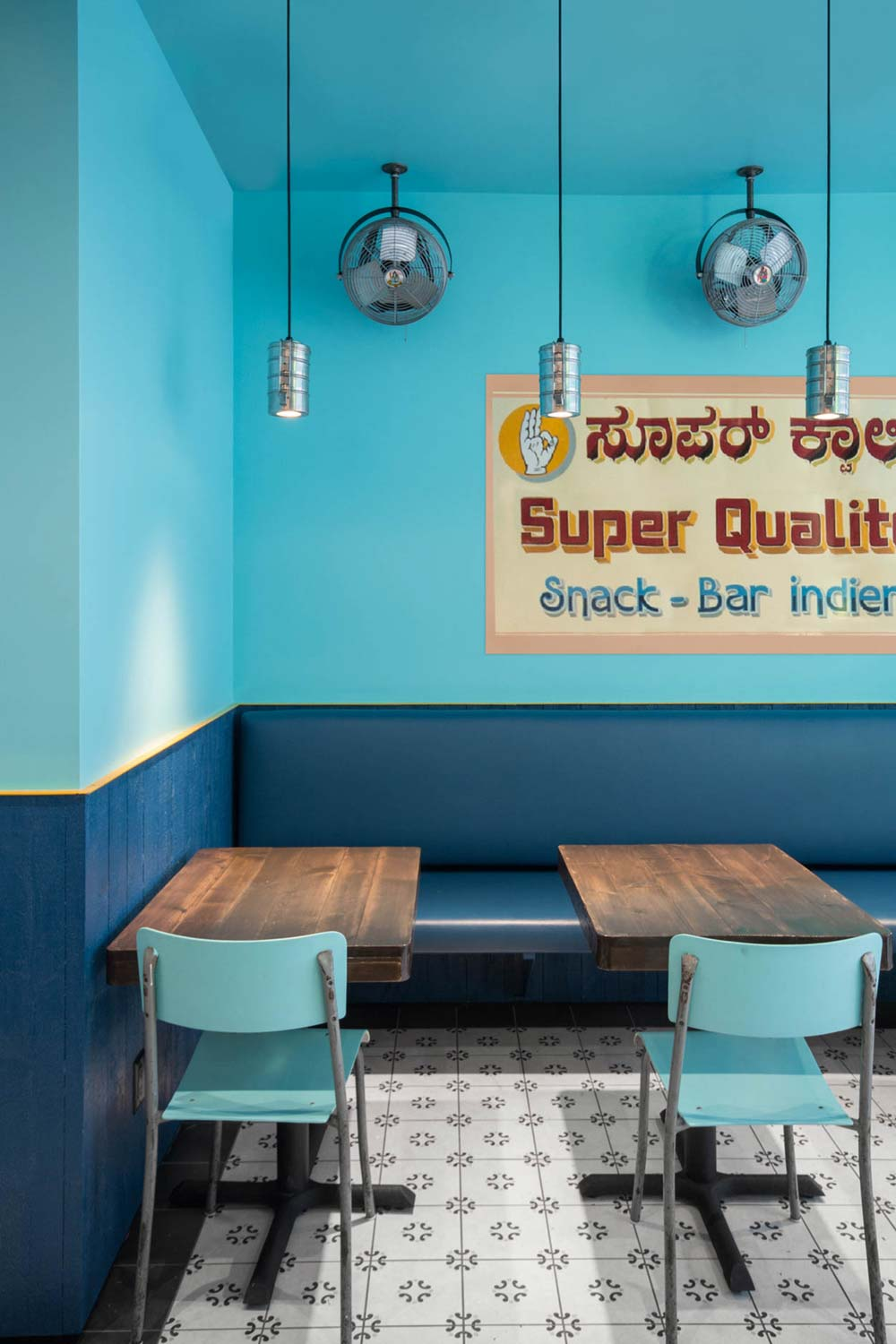 indian restaurant design dd3 - The Super Quality Indian Snack Bar