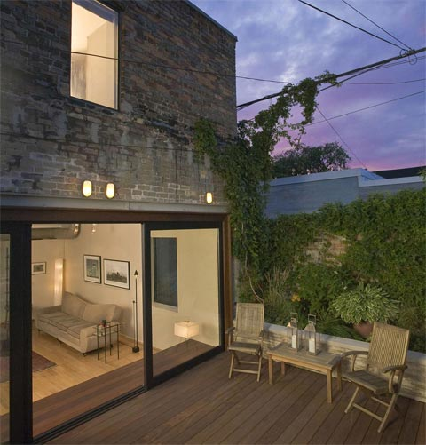 indoor outdoor design toronto 4 - Armstrong Avenue: a hidden gem