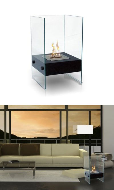 indoor outdoor fireplace hd - Hudson Indoor/Outdoor Fireplace: Hot Spot