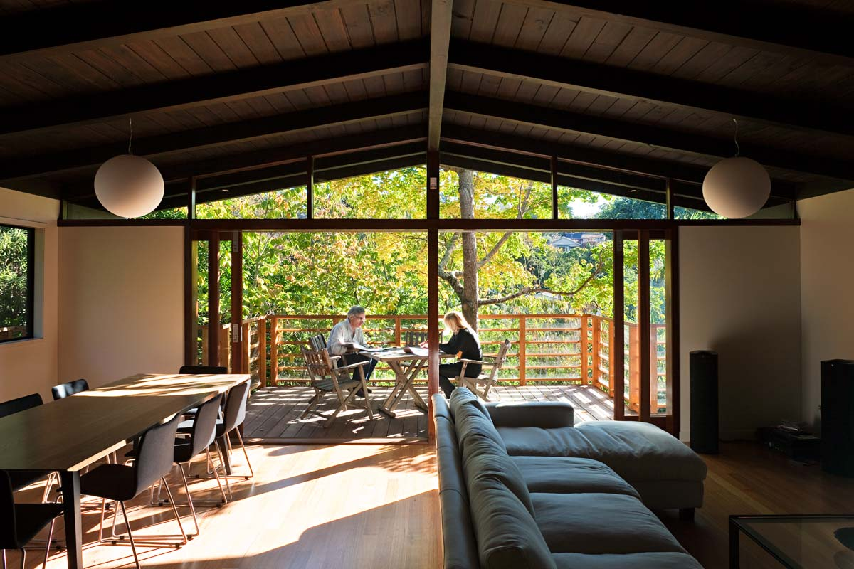 Glade House Modern Architecture