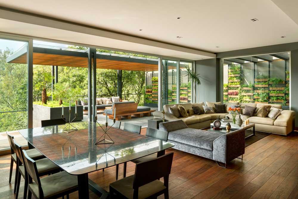 indoor outdoor living design asp - Villa Jardin