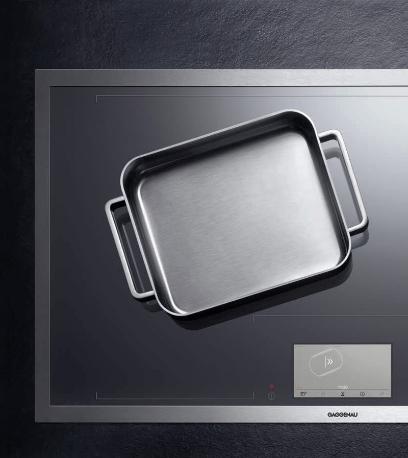 Cx491 induction cooktop appliances for High end induction range