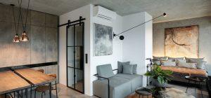 industrial chic loft design prague 300x140 - Loft Hrebenky Prague