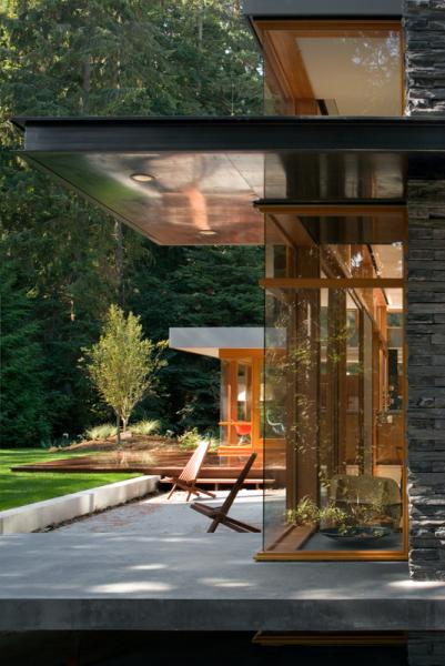 Woodway Residence Inside Outside Home Beautiful Interiors