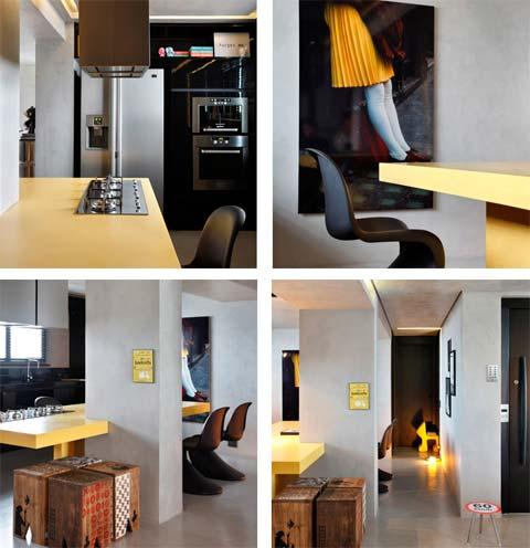 interior design fj house 7 - The FJ House: Modern Vibe, Quirky Spirit