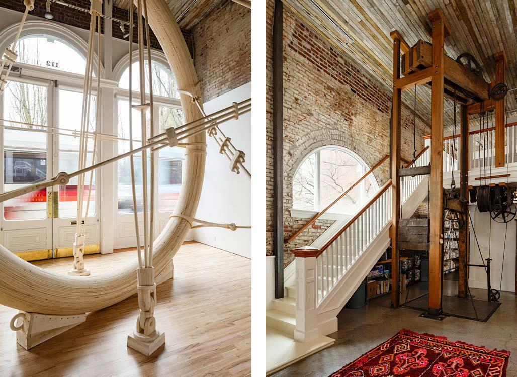 interior design studio jh2 - Jessica Helgerson Interior Design HQ