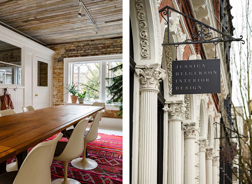 interior design studio jh3 - Jessica Helgerson Interior Design HQ