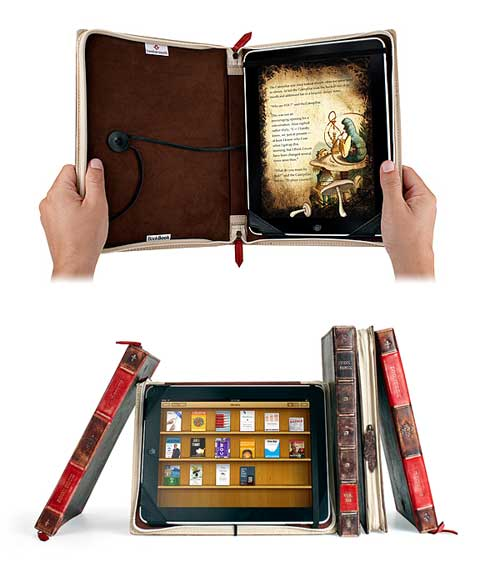 Best Ipad Book Cover ~ Bookbook for ipad don t judge a book by its cover