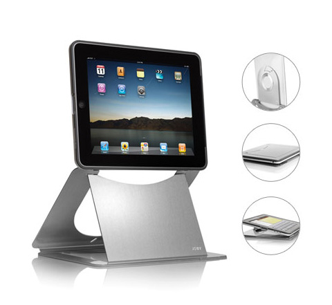 ipad case stand ori2 - Ori for iPad Case & Stand: Twist, Turn, Flip