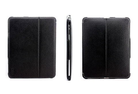 ipad leather case yoobao5 - Yoobao Leather Case for iPad: Simply Smart
