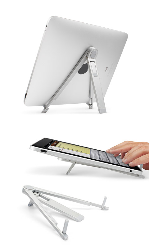 ipad stand compass 3 - Compass Mobile Stand for iPad: Stand & Deliver
