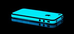 iphone skins glow1 300x140 - Vivid Glow iPhone 5S Skins: Lighting the Way