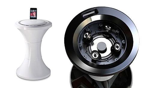 ipod speaker itamtam 31 - iTamtam iPod and iPhone Speaker: Sound Designed
