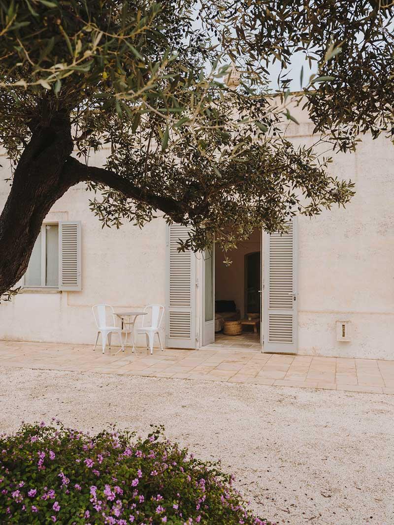 italian villa design back - Villa Castelluccio