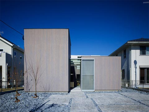House In Buzen Private Public Space Japanese