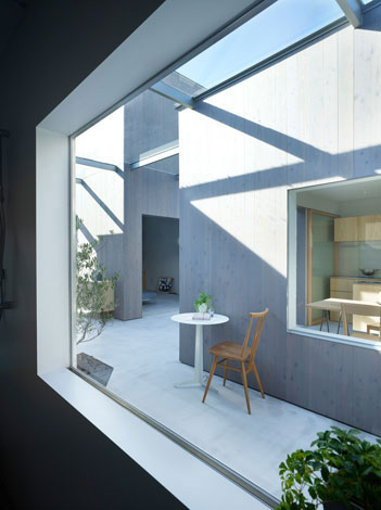 japanese architecture buzen7 - House in Buzen: Private Public Space