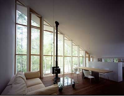 The Forest House Japanese Architecture Modern Cabins