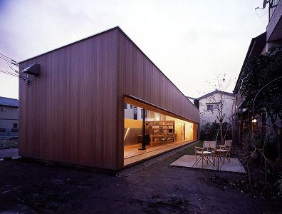 Minimalist house design japanese minimalist house egawa for Minimalist japanese homes