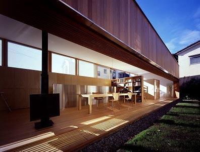 Engawa House Japanese Architecture Small Houses