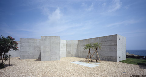 House o coastal homes japanese architecture for O house sou fujimoto