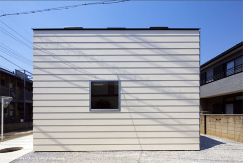 Saitama House: A Small Modern Country Shed - Japanese Architecture ...