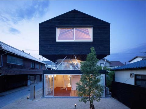Japanese House Stilts