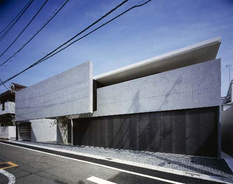 Japanese Architecture | House in Kakinokizaka | Busyboo