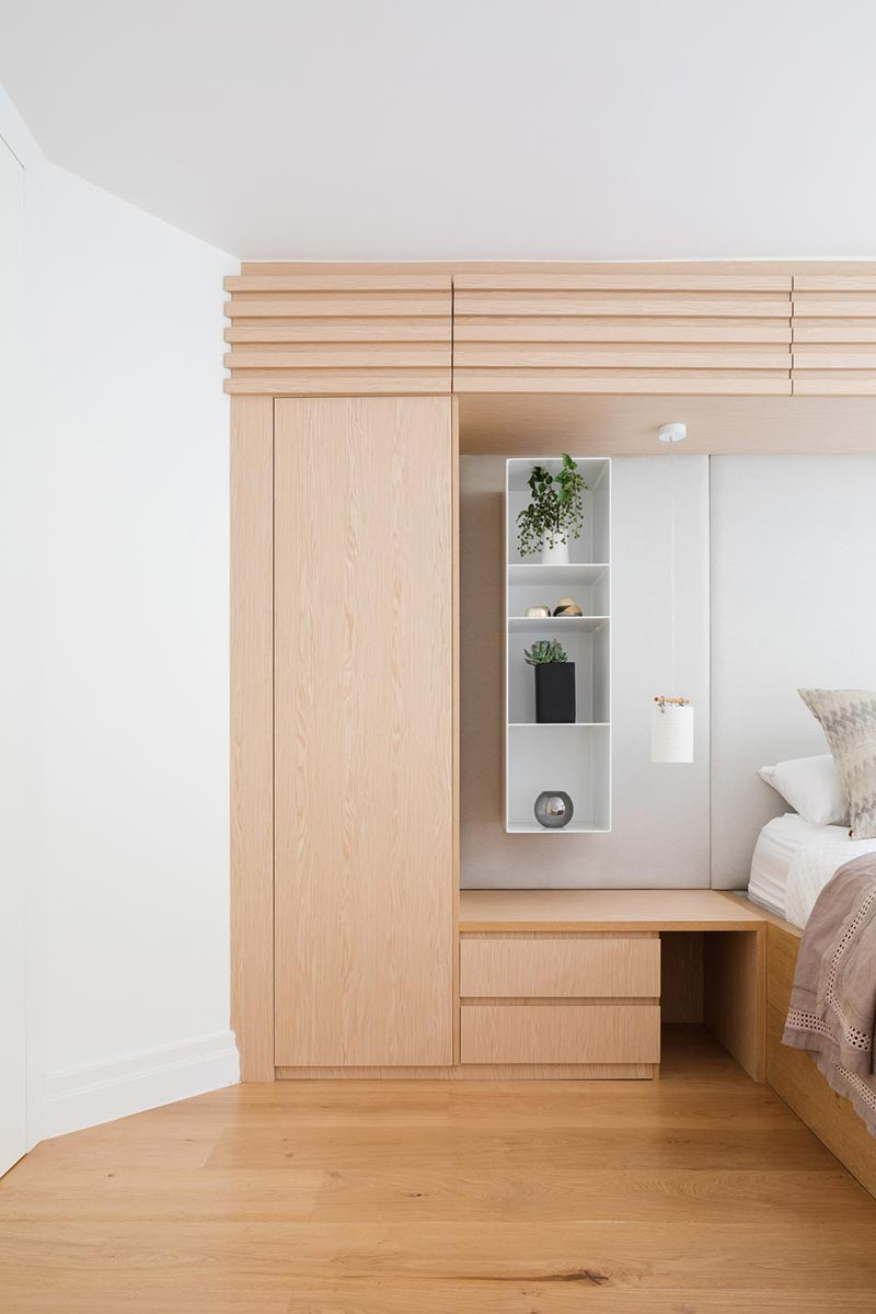 japanese interior design bedroom ba - Darlinghurst Apartment