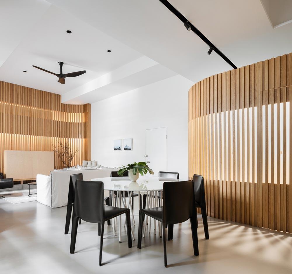 japanese interior design space ba - Darlinghurst Apartment