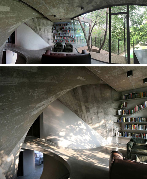 Tea House In Shanghai: Tea House For Architects