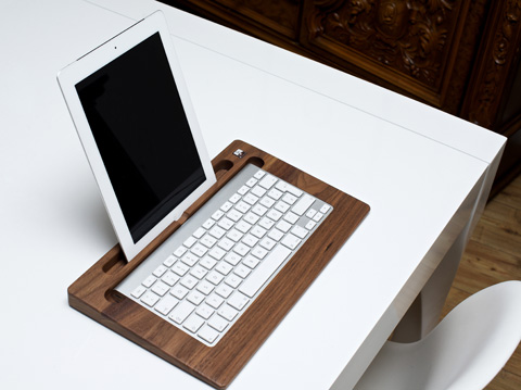 keyboard-wood-tabletray